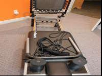Aero Pilates Machine with all Parts and in Excellent