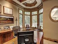 With almost 8,400 total heated square feet, serenity