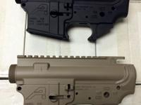 CMF has stripped uppers and lowers from Aero Precision