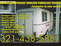 VERSATILE! CUSTOMIZE TO YOUR NEEDS!... - CAMPER: