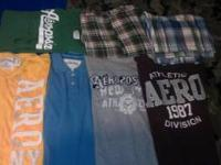 I have aeropostale clothing in very great shape,I would