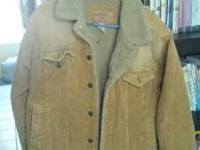 Vintage Aeropostale Mens jacket rarely ever worn call.