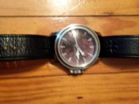 I am selling my affliction watch.  It is in great
