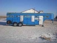 Affordable 20 foot 4 Horse trailer in good condition