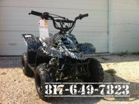 ATVS on sale Please call me today and ask for MANNY