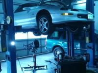 WE OFFER A FULL MECHANIC SERVICE ON WHEELS OR YOU CAN