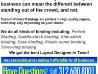 Affordable Customize Catalog and Newsletters in