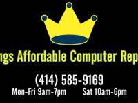 Kings Affordable Computer Repair & Sales. Looking for