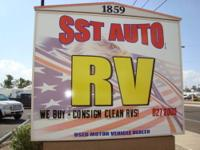 Affordable RV Consignment. NO FEE to Sign and we list