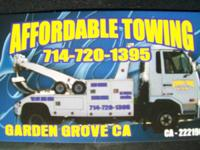 If you need Towing a Affordable prices road services We