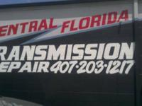 Central Florida Transmission Repair is your dealership