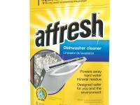 The Affresh dishwasher cleaner is the powerful,