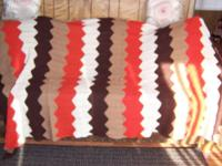 eight afhans, buy all for 30.00 or 5.00 two are throws