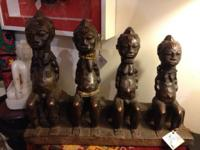 African Family Making. 4 Figures. Was $995. Price