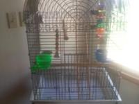 im needing to find a home for my african grey her name