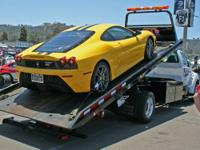 LET US TOW YOUR VEHICLE AND GET YOU HOME SAFELY !!!  IF