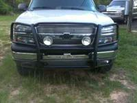 im selling my grille guard off my 05 chevy Z71 . it