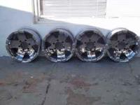 these rims came off of a toyota t100 but will fit quite