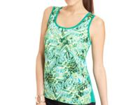 AGB's tank top takes your outfit up a style notch with