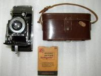 Used item in excellent condition, camera is fully