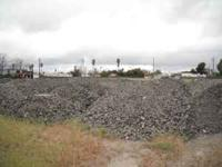 "3"" minus aggregate material, excellent for road base,"