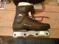I have a pair of Soul 3k inline skates for sale. They