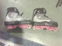 I have a oair of agressive inline skates that i dont