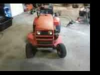 i have a aierns riding lawn mower for sale i had to do