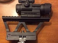 I have a used Aimpoint pro for sale. It's remaining on