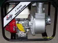"3"" PUMP $645 (MSRP $990.00); AIR COMPRESSOR $1000 (MSRP"