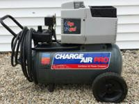 Selling a Charge Air Pro Air Compressor Model IRF412-2,
