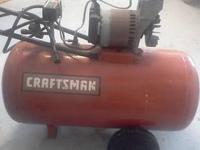 I bought this Porter Cable C2005 compressor last year
