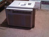 Soleus window air conditioner 15000 BTU 110 it is a