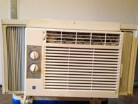 GE air conditioner Model AET05LQQ1- 5050 BTU's... Used