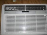Remote Frigidaira Room air conditioner 600.00 purchases