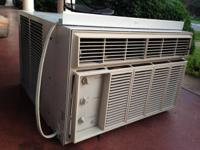 Made use of GE 220v. air conditioning unit in great