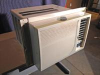 We have two of these air conditioners available ($100