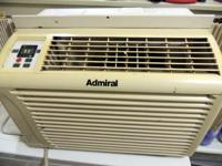 THIS IS A SMALL AIR CONDITIONER THAT WILL COOL A SMALL