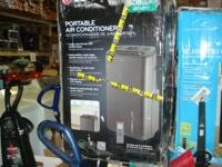 Portable air conditioners! Yes winter is still here but