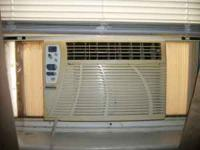 Two 5000 BTU AC Units $50 each & Two window fans ( Not