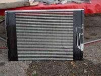 Air conditioning evaporator new. Dont know what its for
