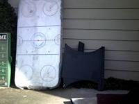 Air Hockey game. See pics. $60. Serious only call .
