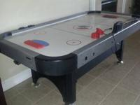 air hockey table for sale, works great, has not been