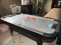 Air Hockey table for sale bought as a gift for my
