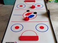 Selling air hockey table, works great never had a