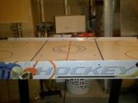 i have an airhockey table for sale this is rather solid