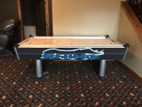 Air Hockey Table, in great shape. This table has always