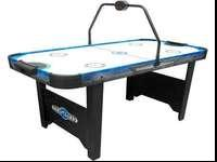 "MD Sports Medal 54"" Air Hockey Table. Brand new, in the"