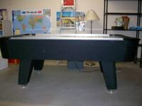 Bought this Newcastle Air Hockey table at MC Sports.