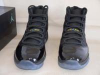 DESCRIPTION:  ITEM NAME: NIKE AIR JORDAN 11 RETRO